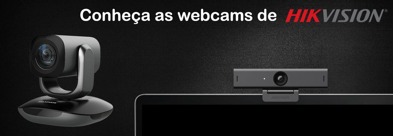 Conheça as webcams de Hikvision